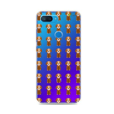 Capa para Xiaomi Mi 8 Lite - Cocker
