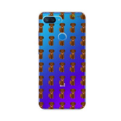 Capa para Xiaomi Mi 8 Lite - Golden