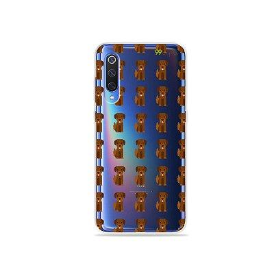 Capa para Xiaomi Mi 9 - Golden