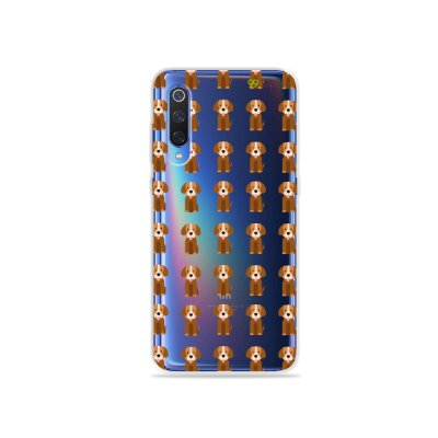 Capa para Xiaomi Mi 9 - Cocker
