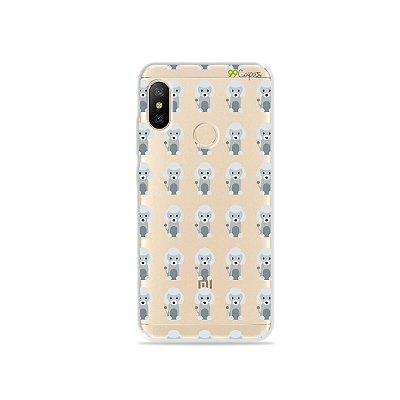 Capa para Xiaomi Mi A2 Lite - Poodle
