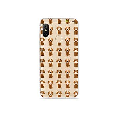 Capa para Xiaomi Mi A2 Lite - Cocker