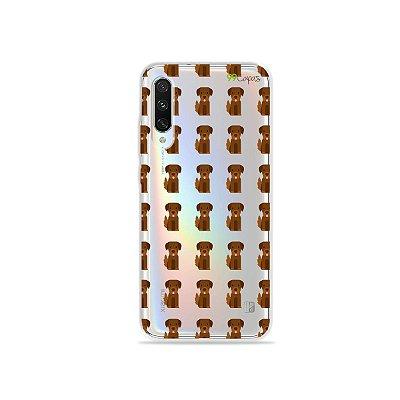 Capa para Xiaomi Mi A3 - Golden