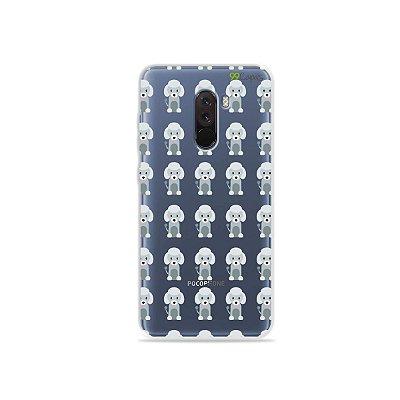 Capa para Xiaomi Pocophone F1 - Poodle