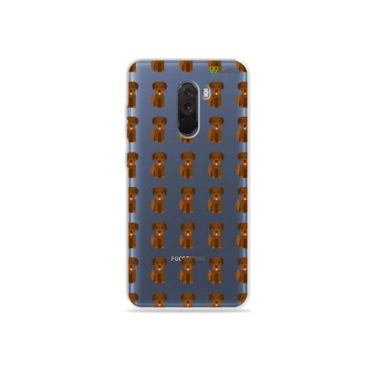 Capa para Xiaomi Pocophone F1 - Golden