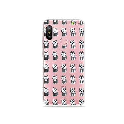 Capa para Xiaomi Redmi Note 6 - Husky