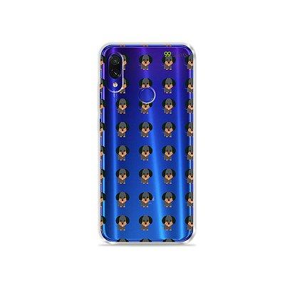 Capa para Xiaomi Redmi Note 7 - Salsichinha