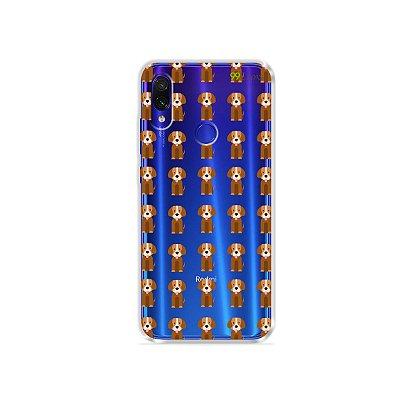 Capa para Xiaomi Redmi Note 7 - Cocker