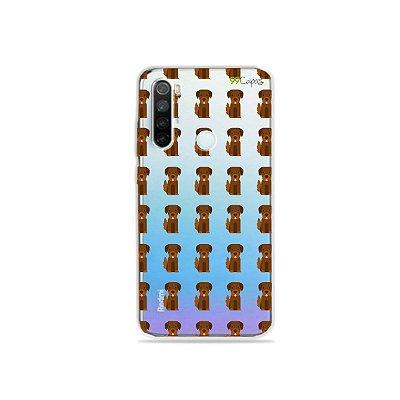 Capa para Xiaomi Redmi Note 8 - Golden