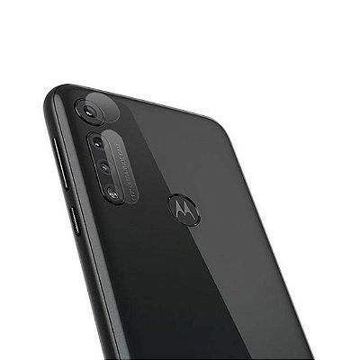 Película para lente de câmera para Moto G8 Play - 99Capas