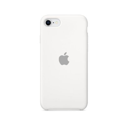 Silicone Case Branca para iPhone 8 - 99Capas