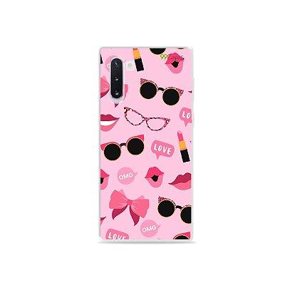 Capa para Galaxy Note 10 - Feminine