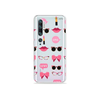 Capa (transparente) para Redmi Note 10 - Girls