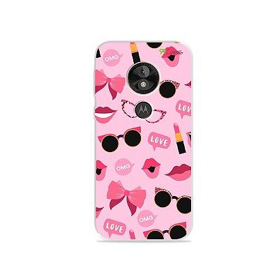 Capa para Moto E5 Play - Feminine