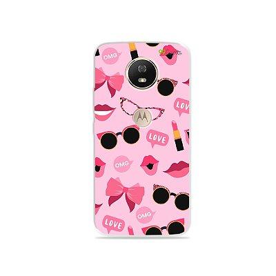 Capa para Moto G5S - Feminine