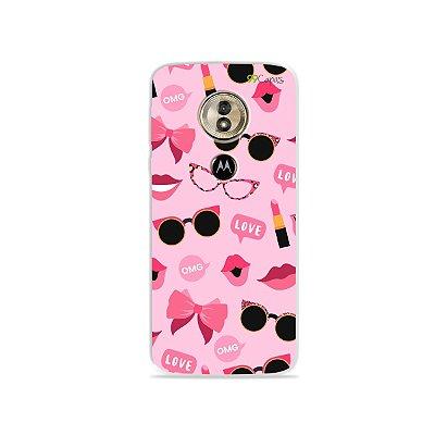 Capa para Moto G6 Play - Feminine