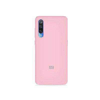Silicone Case Rosa Claro para Xiaomi Mi 9 - 99Capas