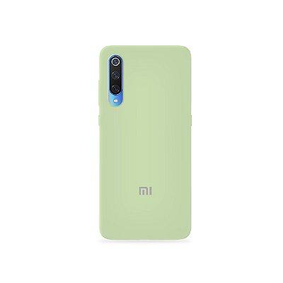 Silicone Case Menta para Xiaomi Mi 9 - 99Capas