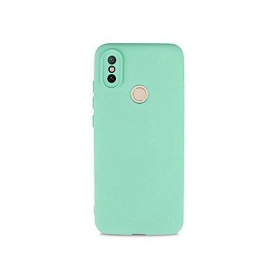 Silicone Case Menta para Xiaomi Mi A2 - 99Capas