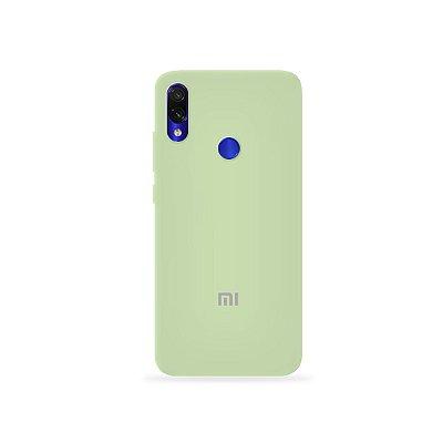 Silicone Case Menta para Xiaomi Redmi 7 - 99Capas