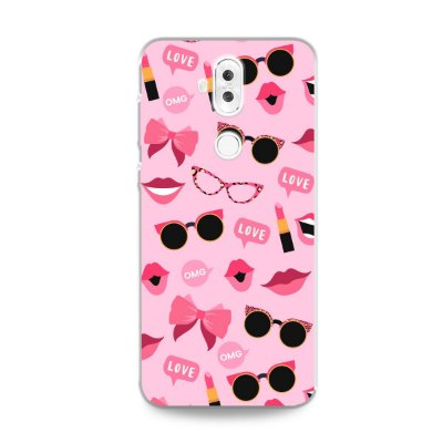 Capa para Zenfone 5 Selfie Pro - Feminine