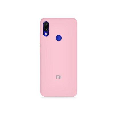 Silicone Case Rosa Claro para Xiaomi Redmi Note 7 - 99Capas
