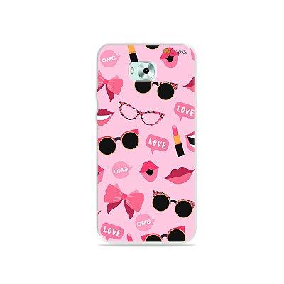 Capa para Zenfone 4 Selfie - Feminine