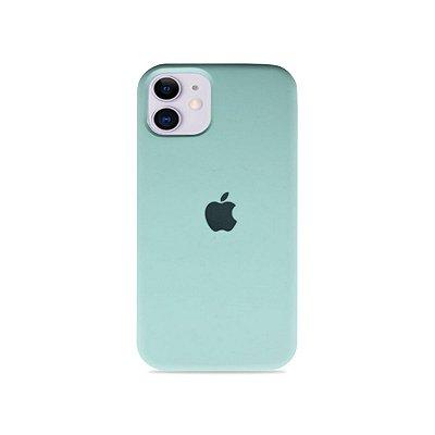 Silicone Case Azul Claro para iPhone 11 - 99Capas
