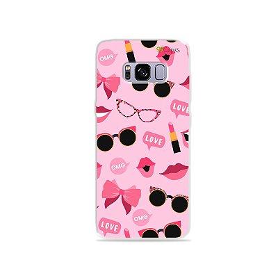 Capa para Galaxy S8 - Feminine