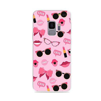 Capa para Galaxy S9 - Feminine