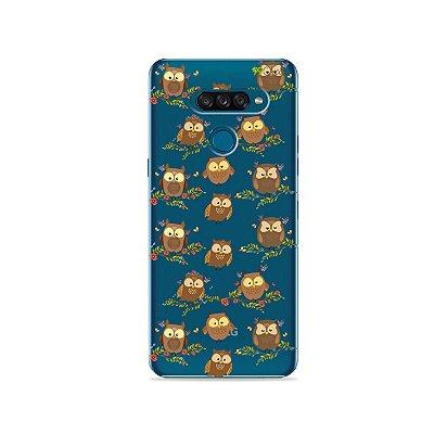 Capa para LG K50s - Corujinhas