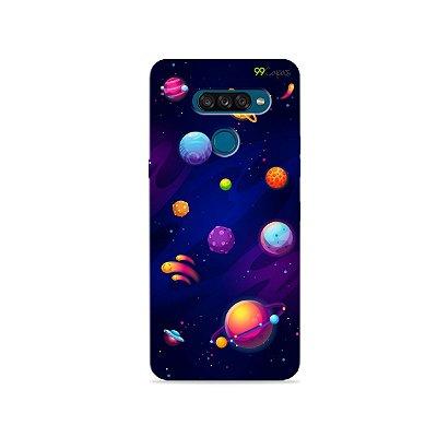 Capa para LG K50s - Galáxia