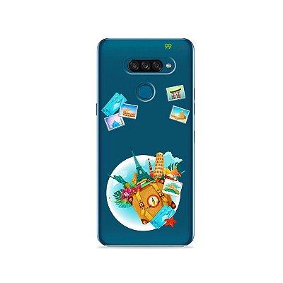 Capa para LG K50s - Memórias