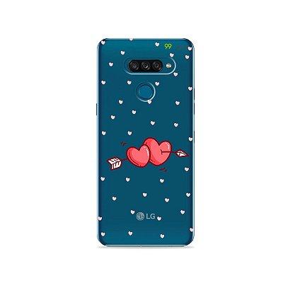 Capa para LG K50s - In Love