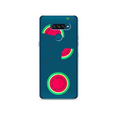 Capa para LG K50s - Melancias