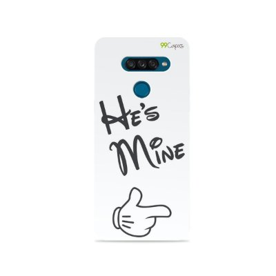 Capa para LG K50s - He's Mine