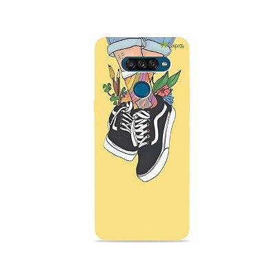 Capa para LG K50s - Sneakers