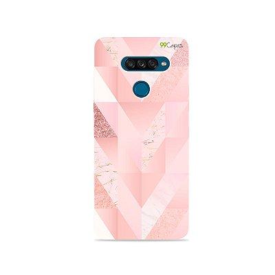 Capa para LG K50s - Abstract