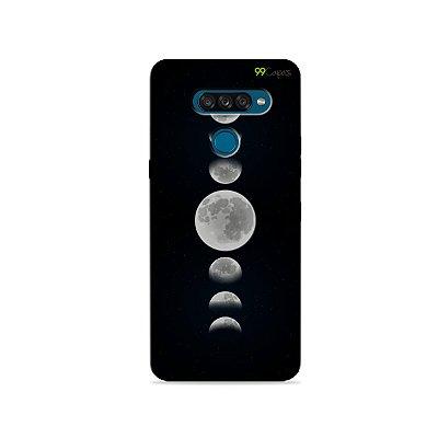 Capa para LG K50s - Fases da Lua