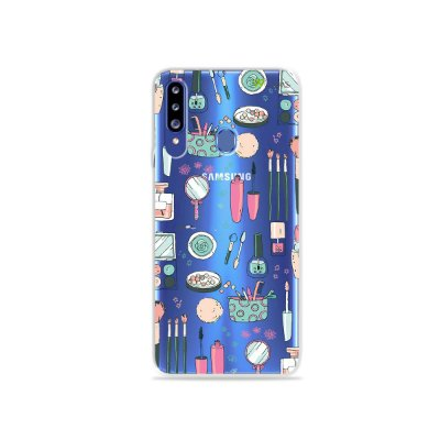 Capa para Galaxy A20s - Make Up
