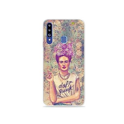 Capa para Galaxy A20s - Frida