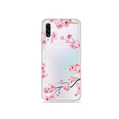 Capa para Galaxy A30s - Cerejeiras