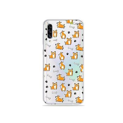 Capa para Galaxy A30s - Cãozinho