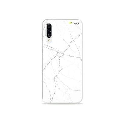 Capa para Galaxy A30s - Marble White