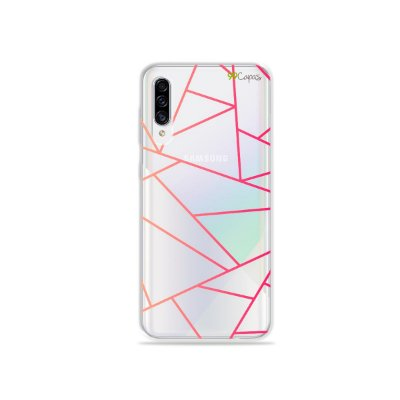 Capa para Galaxy A30s - Abstrata