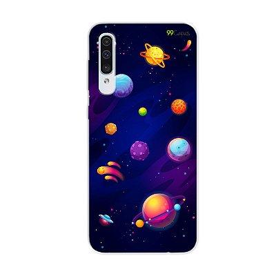 Capa para Galaxy A50s - Galáxia