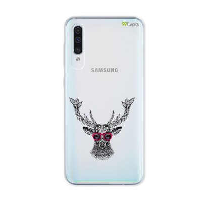 Capa para Galaxy A50s - Alce Hipster