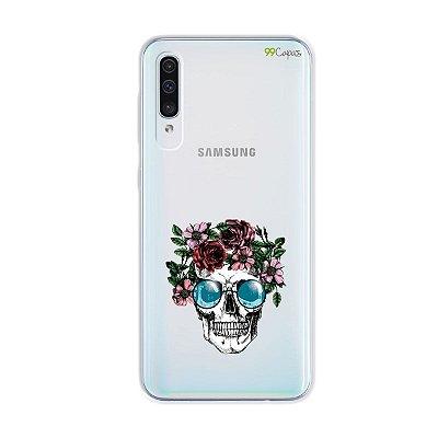 Capa para Galaxy A50s - Caveira