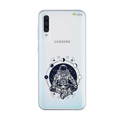 Capa para Galaxy A50s - Astronauta