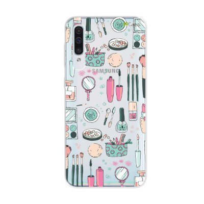 Capa para Galaxy A50s - Make Up
